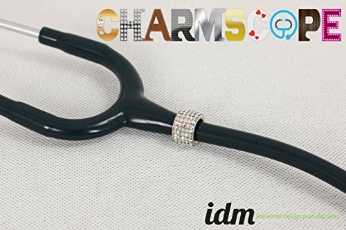 Stethoskop Schmuck Charmscope - Kristall Sammlung