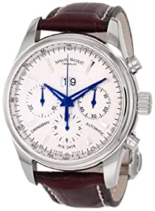 Armand Nicolet Men's 9648A-AG-P961MR2 M02 Classic Automatic Stainless-Steel Watch