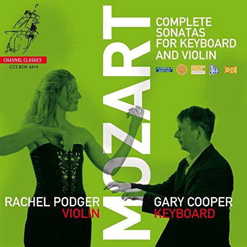 Complete Sonatas for Keyboard and Violin -