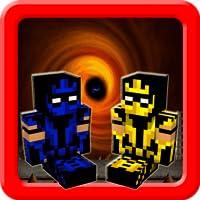 Mortal skins for minecraft