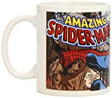 SEMIC Distribution smug018 – Möbel und Dekoration – Tasse Marvel Retro Serie 1 – Spider-Man