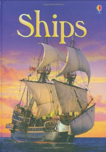 Ships (Usborne Beginners) by Emily Bone (2009-04-24)