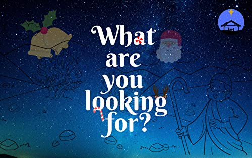 What are you looking for?: Chinese - christmas - finding game (English Edition)
