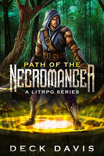 Path of the Necromancer (A LitRPG Series) (English Edition) -