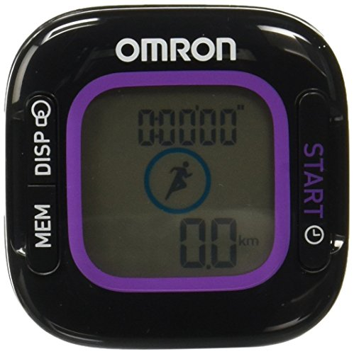 Omron Hub - Omron HJA-313 Schrittzähler - (Mehrfarbig)