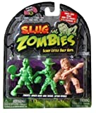 1 pack of 3 SLUG Zombies, Includes: Andrew Agony, Grim Trekker, Captain Payback, Also includes series 2 checklist, Ages 4+