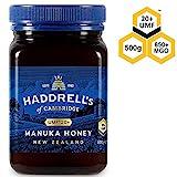 Miel de Manuka UMF20   MGO 850    Haddrells of Cambridge   Miel de Manuka Premium de Nueva Zelanda   500 gram