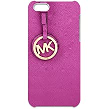 Pink Style Michael Kors Logo Design 3D Hard Plastic Case Cover For Iphone 6/6S