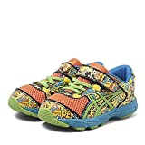 ASICS Gel Noosa TRI 11 TS Multicoloured Infants Velcro Kids Running Trainers