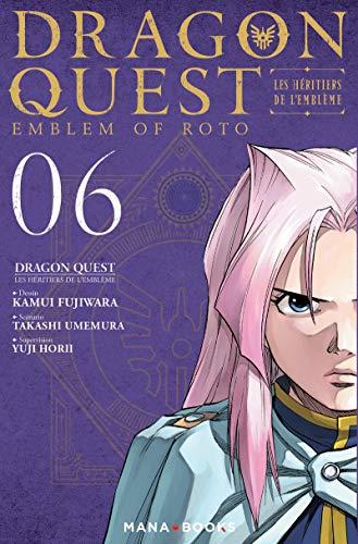Dragon Quest - Les Héritiers de l'Emblème Edition simple Tome 6