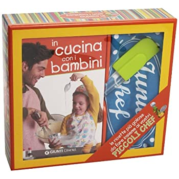 In Cucina Con I Bambini. Con Gadget