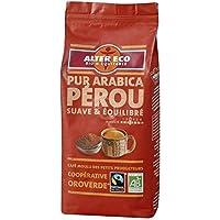 Alter eco café pérou 100% arabica 260g - Prix Unitare - Livraison Gratuit Sous 3 Jours