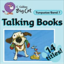Talking Books: Band 07/Turquoise (Collins Big Cat Audio)