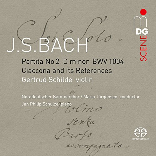 Partita d-Moll Bwv 1004 und Ihre Choralvorlagen