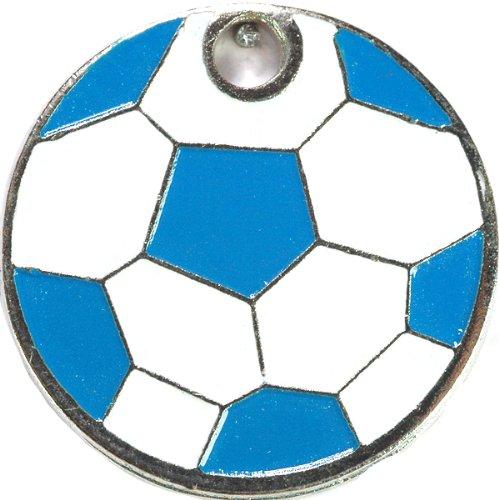 12-units-blue-white-football-trolley-locker-token-1-coin-size
