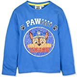 Best Paw Paw Shirts - Paw Patrol Boys Long Sleeve 100% Cotton Top Review