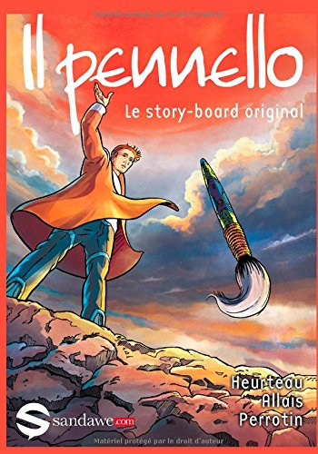 Il Pennello: Le story-board original