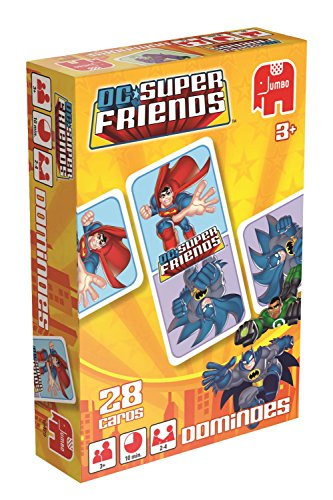 Super Friends Domino Kartenspiel
