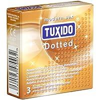 Tuxido «Dotted» 3 Kondome - Noppen-Kondome - Liebe, Vergnügen und Sicherheit preisvergleich bei billige-tabletten.eu