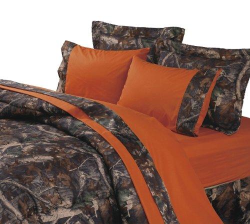 's-Bettlaken-Set, Twin, Orange ()