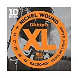 EXL110-10P 10-46 10er Set Nickel Wound
