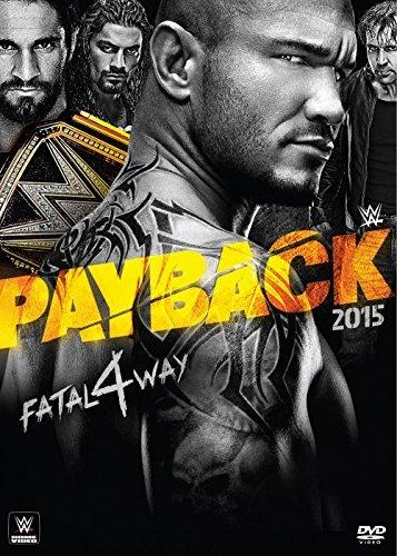 WWE: Payback (2015) by John Cena