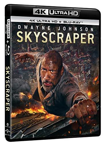 Skyscraper (Blu-Ray 4K Ultra HD+Blu-Ray) [Italia] [Blu-ray]