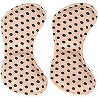 Zwei Paare bequemer Schuh Kissen Anti-Rutsch-Pads Heel Innensohle-B preisvergleich bei billige-tabletten.eu