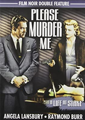 Film Noir Murder & Blackmail Collection, Volume 1 (Please Murder Me / A Life At Stake / Big Combo / D.O.A. / Limping Man / Open