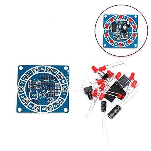 Bausatz: LED Mini-Roulette