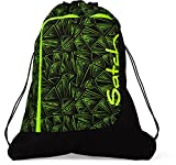 Satch SAT-SPO-001-9K9 Turnbeutel Green Bermuda, grün