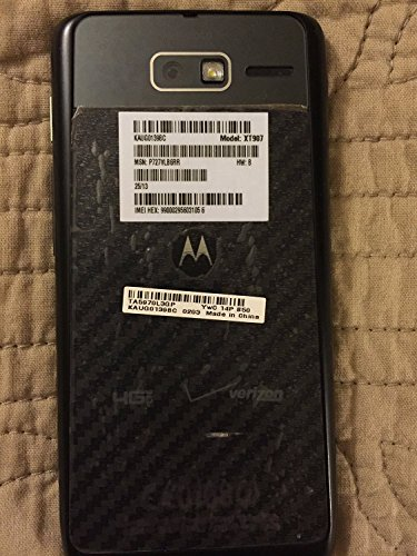 Motorola Moto G LTE Black