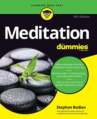 Meditation for Dummies, 4th Edition (For Dummies (Religion & Spirituality))