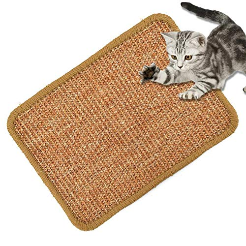 HHXXTTXS Haustierbett Scratcher Board Kratzbaum Matte Spielzeug Für Katzenminze Turm Klettern Baum Pad Kühlung Wurf Matte Liege Pet
