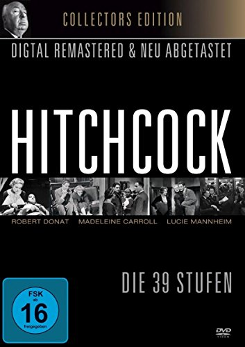 Alfred Hitchcock: Die 39 Stufen [1935] [Collector's Edition]