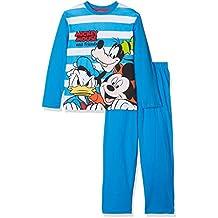 Mickey Mouse Long Pyjama, Conjuntos de Pijama para Niños
