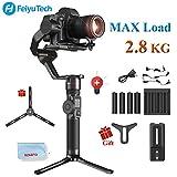 FeiyuTech AK2000 Stabilisateur à Main à 3 Axes conçu pour appareils Photo...