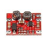 Jill Ernest Module pour Arduino 5pcs DC-DC 3V-15V à 5V Sortie Fixe Automatique Buck Boost Step Up Step Down Module d'alimentation...