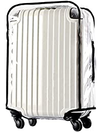 Transparent Protection des bagages Galopar Clear Luggage Covers Suitcase Cover Travel Accessories(20-32 pouces)