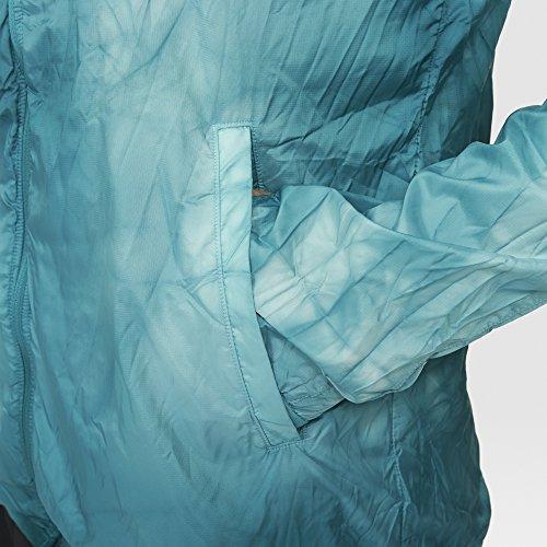 Adidas kanoi Run Packable veste de Course Dye M Vert - Vert