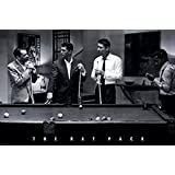 The Rat Pack - Pool Poster Stampa Artistica (36 x 24)