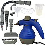 Xtech Electric Easy Handheld Steam Cleaner With 6 Different Attachments And 3 Additional Accessories By Xtech