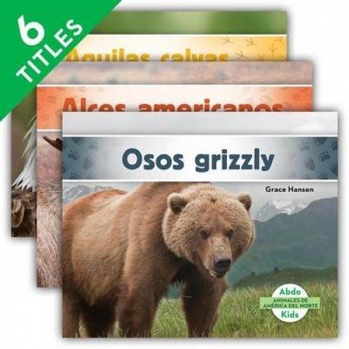 Animales de América del Norte / Animals of North America por Grace Hansen