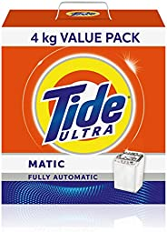 Tide Ultra Matic Detergent Washing Powder 4 Kg