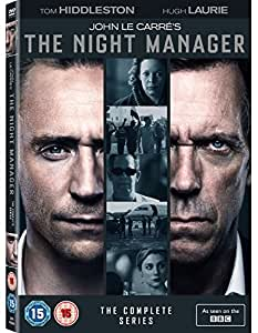 The Night Manager [DVD] [2016] by Tom Hiddleston
