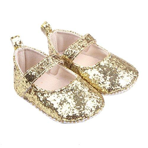 Culater® Ragazza del bambino morbida Sole Presepe scarpe delle scarpe