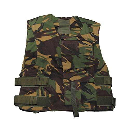 shirtmachine Orig. britische Cover-Combat-Weste, DPM Tarn, gebr. (190/120)