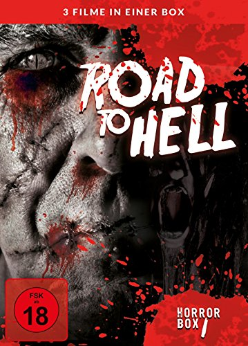 Road to Hell - Horror Box 1 [3 DVDs]