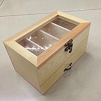 Preisvergleich für XBR kreative kreatives nähen nähkästchen hölzernen kiste kiste box