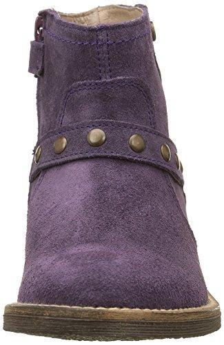 Garvalin Leiston, Bottes Cavalières Fille Violet(B/Lila)